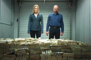 money breaking bad
